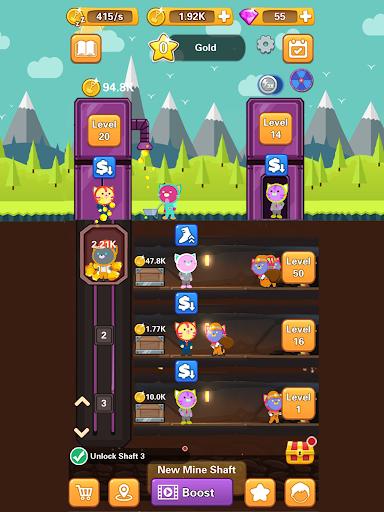 Deluxe Digger Dash apktram screenshots 6