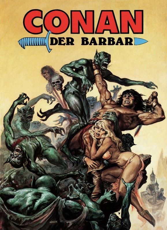Conan: Der Barbar: Sammlerausgabe (1982) - komplett