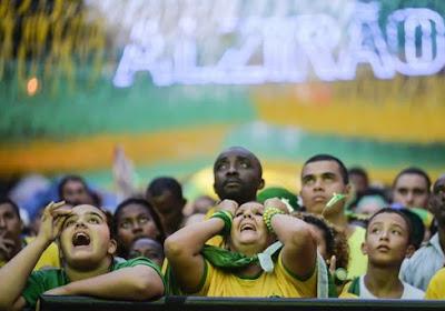 Vista local : Bernardo analyse Brésil-Cameroun