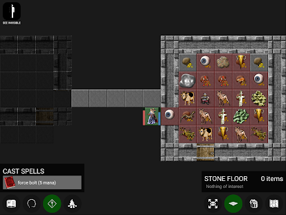 Pathos: Nethack Codex- screenshot thumbnail