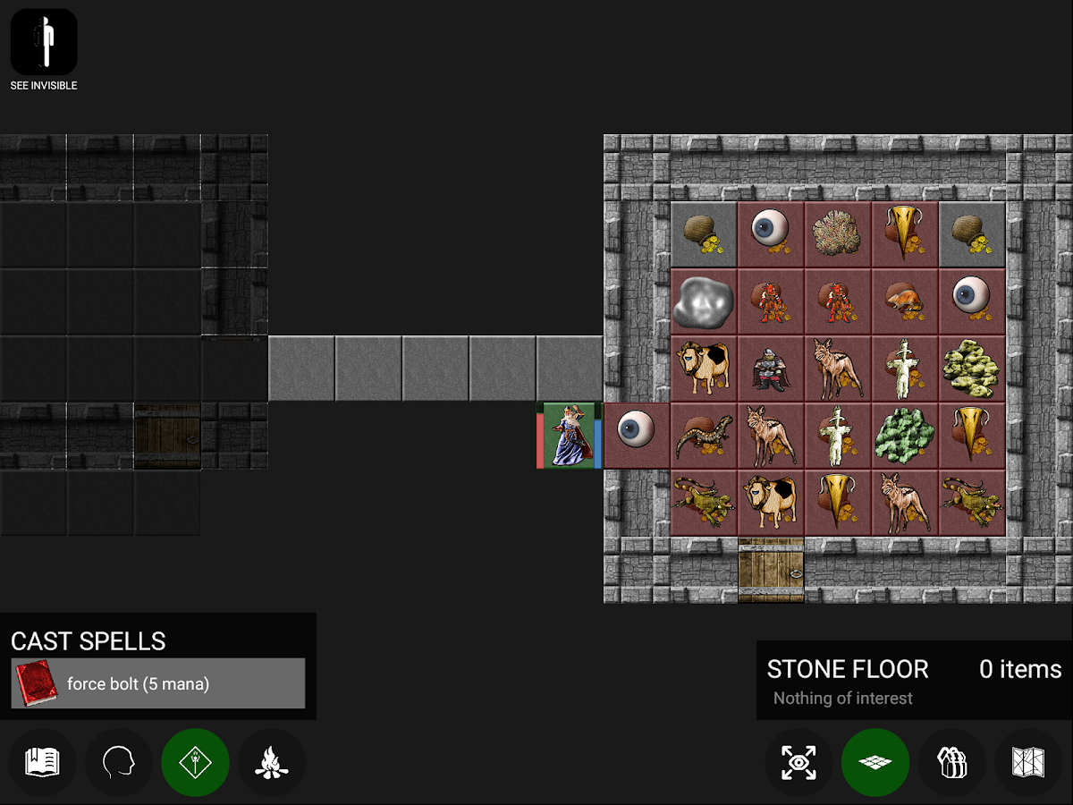 Pathos: Nethack Codex- screenshot
