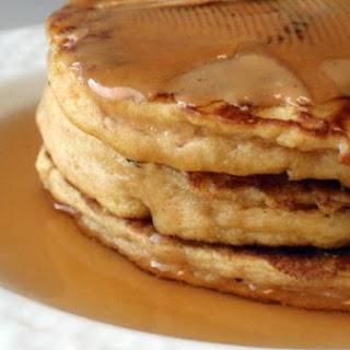 Fluffy Pumpkin Pancakes.