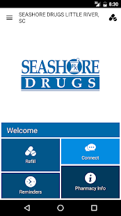 Seashore Drugs Little River SC- screenshot thumbnail