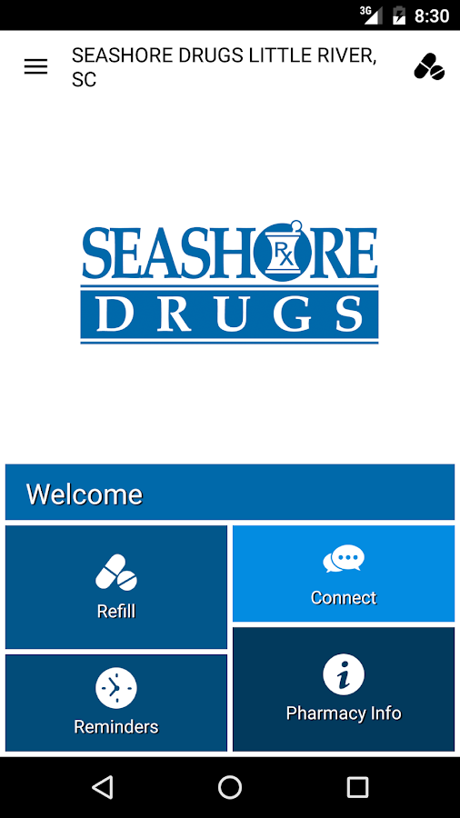 Seashore Drugs Little River SC- screenshot