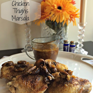 Chicken Thigh Marsala Recipes