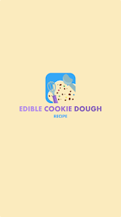 Edible Cookie Dough Recipe - náhled
