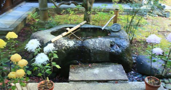 88. Shinshou-Gokuraku-ji(Shinnyo-do) (100 Japanese Garden in Kytoto I recommend)
