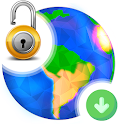 Free VPN Proxy Video Download Browser for Android. icon