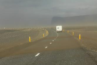 Photo: weg 1 ter hoogte van skeidararsandur