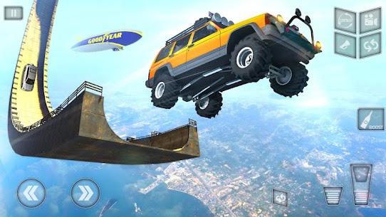 Impossible Ramp Car Stunts – New Car Games 2020 5