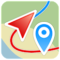 Geo Tracker - GPS tracker icon