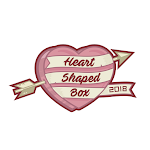 Oakshire Heart Shaped Box