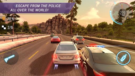 Code Triche CarX Highway Racing APK MOD (Astuce) screenshots 1