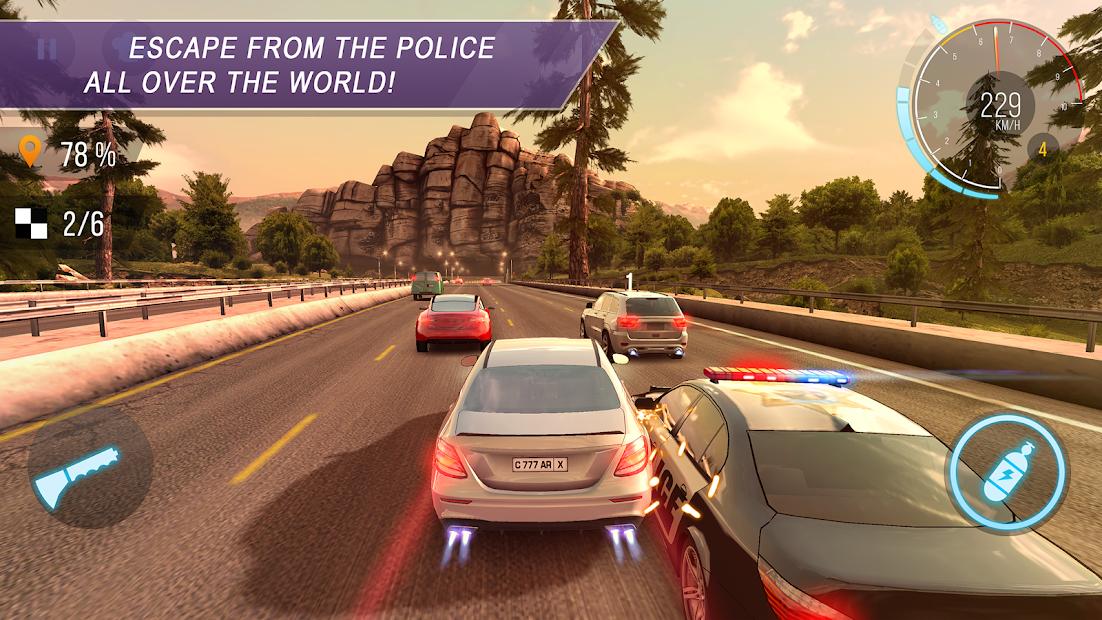 CarX Highway Racing Android App Screenshot
