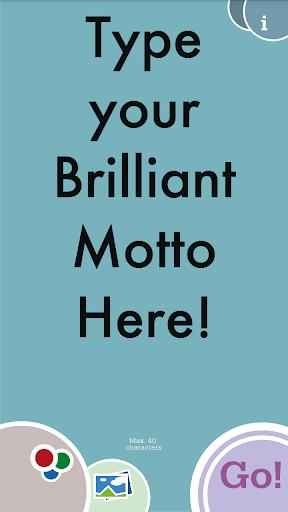 MyMotto - Mirror selfies