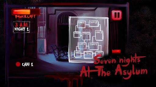 Seven Nights At The Asylum
