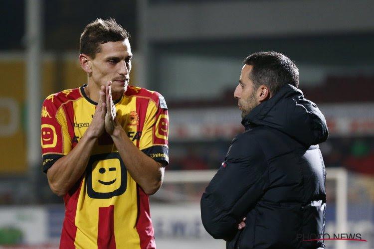"""Verdier en veut à Ferrera: """"Si je suis parti de Malines, c'est à cause de lui"""""""