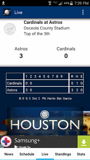 Houston Baseball - Astros Edition  screenshots 3