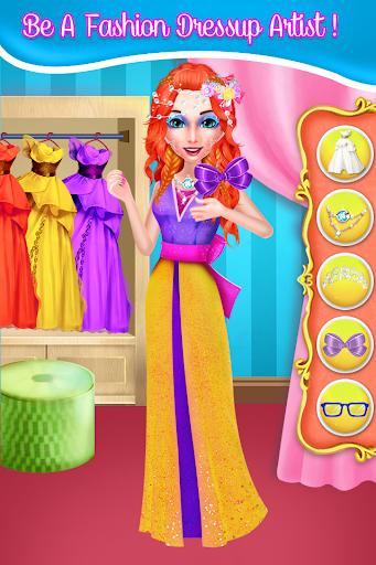 Fashion Braid Hairstyles Salon-girls games screenshots 8