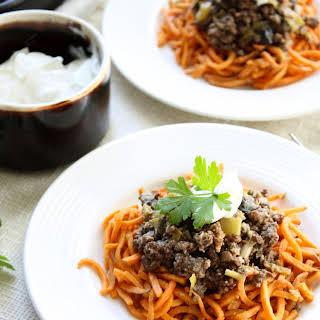 Low Fat Low Calorie Beef Stroganoff Recipes.