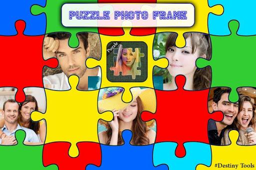 Photo Puzzle: Creative Collage