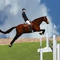 Steeplechase - Horse Jumping icon