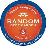 Logo for Random Beer & Wine Garden
