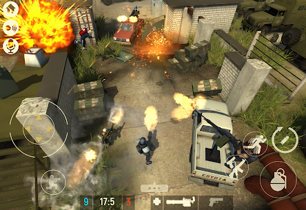 Tacticool – 5v5 shooter Apk Download For Android and Iphone 6