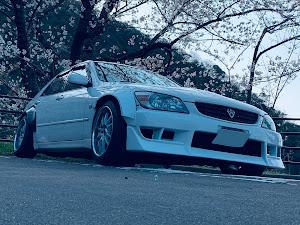 アルテッツァ  RS200 zエディションのカスタム事例画像 横滑りパパさんの2020年04月03日00:14の投稿