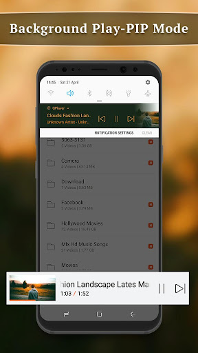 QPlayer - HD Video Player 1.0.1 screenshots 6