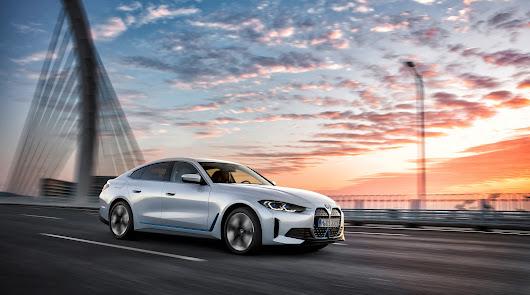 Automotor Costa comunica la salida del nuevo BMW I4