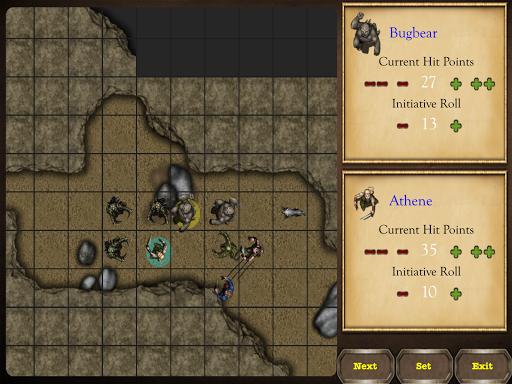 Screenshot for Random Dungeon Generator for D&D 5e & Pathfinder 1 in Hong Kong Play Store