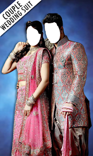 Couple Photo Wedding Suit- screenshot thumbnail