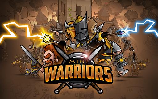 Mini Warriors  captures d'u00e9cran 1