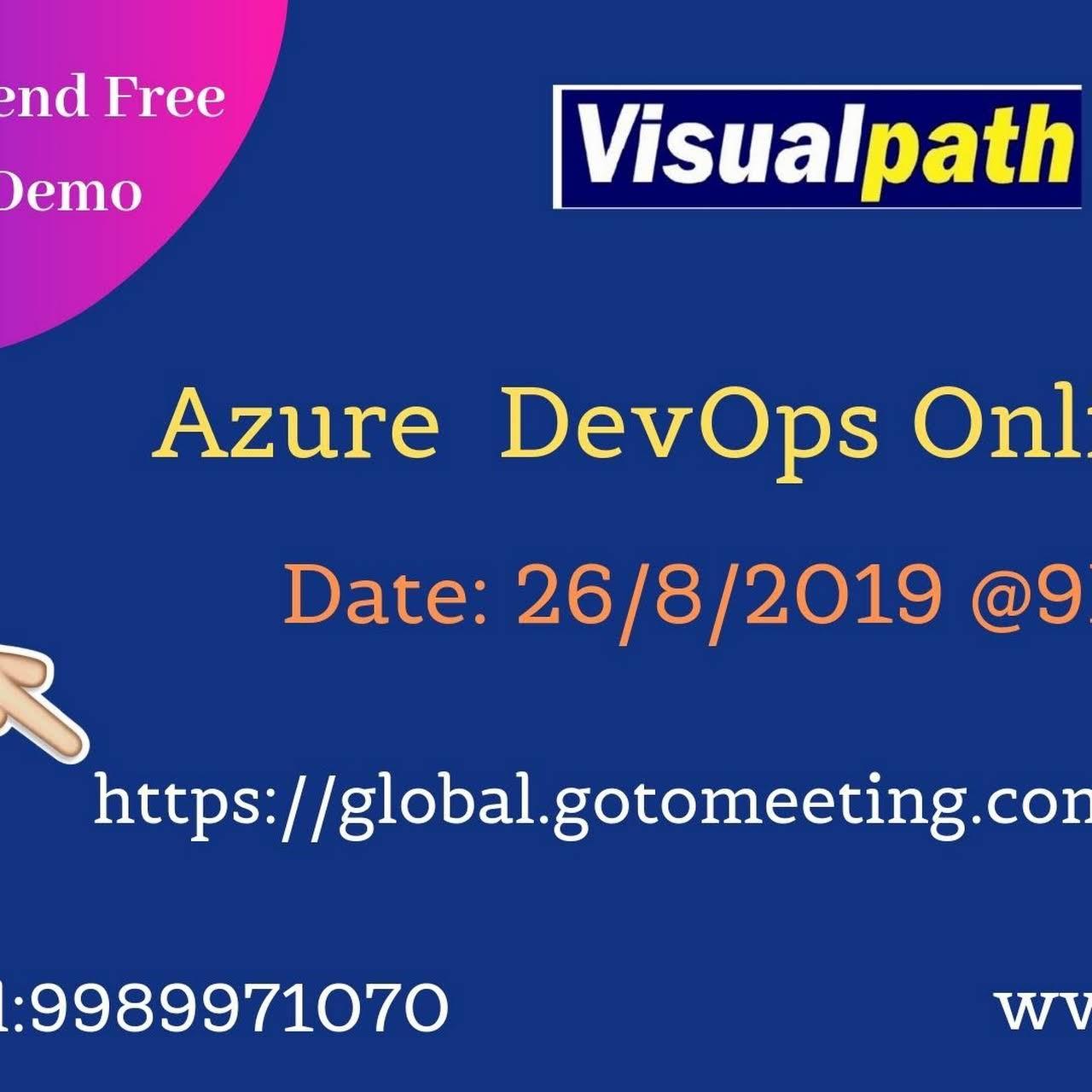 Visualpath-Devops, AWS, MS Azure, ServiceNow, Full Stack