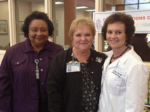 Photo: Lorraine Butler, Sharon Tolhurst, Jan Mauck