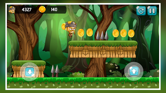 Download The King of Jungle- Adventure Game For PC Windows and Mac apk screenshot 4