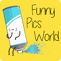Amazing Funny Pictures icon
