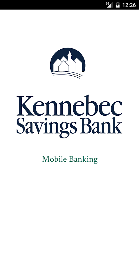 Kennebec Savings Bank Mobile- screenshot