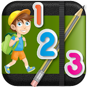 123 Math Learning Kids Games