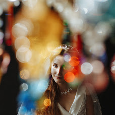 Wedding photographer Vladimir Shkal (shkal). Photo of 11.12.2018