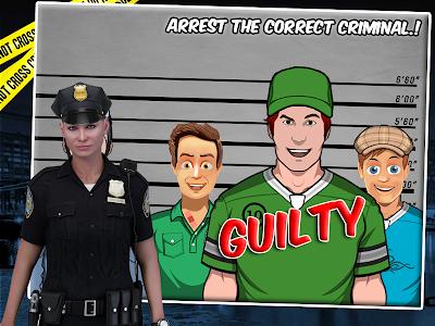 Mystery Crime Scene screenshot 6