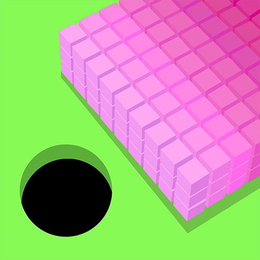 Color Hole 3D Icon