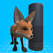 Tiny Fox for Alexa