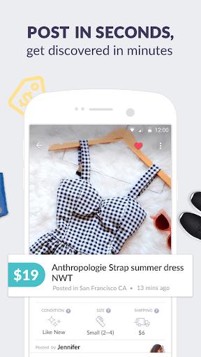 Mercari: Buy & Sell Things You Love Screenshot