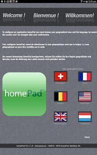 homePad Pro - náhled