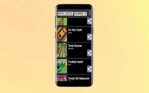 Arcade Games  screenshots 4
