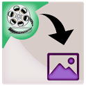 Video to Image Converter Video to photo converter icon