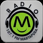 radio-M Martapura Streaming Icon