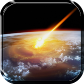 Asteroid Live Wallpaper